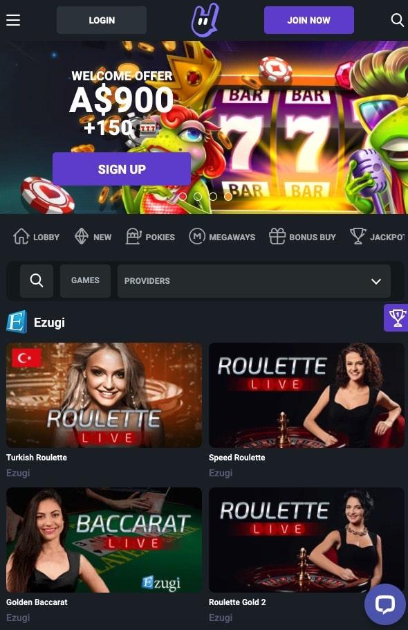 iLucki casino review