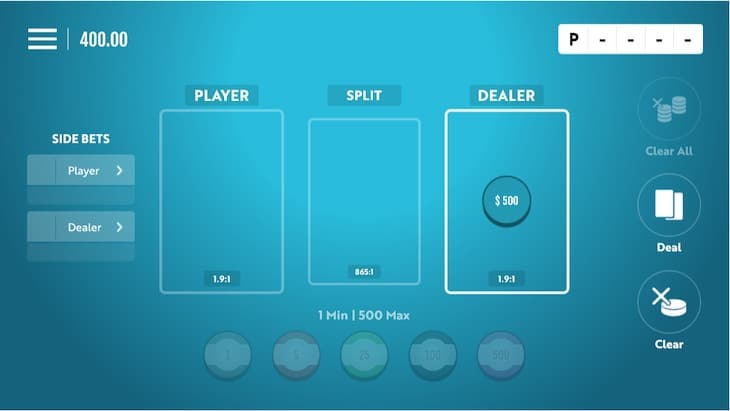 How to play Teen Patti Pro Step 1